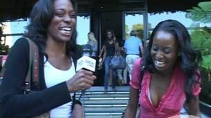 'Victoria\'s Secret Open Audition for Models - LA \' 09'