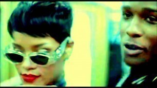 'Asap Rocky fashion Killa - Official Video Feat Rihanaa Stay'