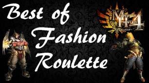 "'RFG presents: \""Monster Hunter 4, Best of Fashion Roulette!\""'"