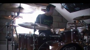 'It\'s Not A Fashion Statement, It\'s A Deathwish (Drum Cover) My Chemical Romance'
