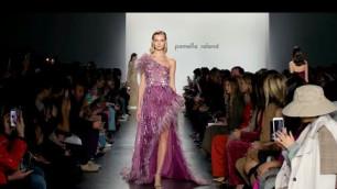 'PAMELA ROLLAND Fall Winter 2020/2021 - New York Fashion Week | Full Fashion Show | Haute Life'
