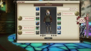 'FFXIV: Fashion Report Friday - Week 46 - Theme : Surly Scout'