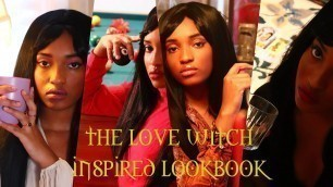 """'\""""THE LOVE WITCH\"""" INSPIRED LOOKBOOK 