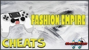 'Fashion Empire Hack - Cheats for Free Gems and Cash!'