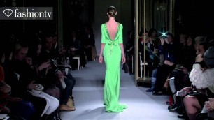 'Georges Hobeika Couture Spring/Summer 2013 | Paris Couture Fashion Week | FashionTV'
