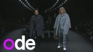 'Zoolander\'s back! Derek and Hansel gatecrash Paris Fashion Week to reveal sequel'