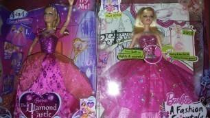 'Barbie a Fashion Fairytale doll'