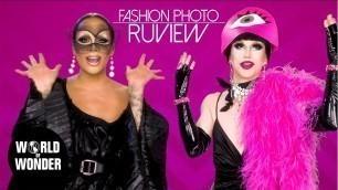 'FASHION PHOTO RUVIEW: Drag Race Season 11 Episode 1 with Raja and Aquaria!'
