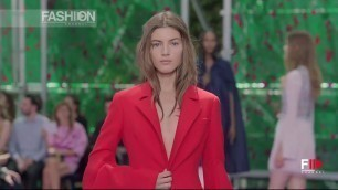 'CHRISTIAN DIOR Full Show Fall 2015 Haute Couture Paris by Fashion Channel'