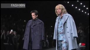 'VALENTINO Full Show Paris Fashion Week Fall 2015 by Fashion Channel'