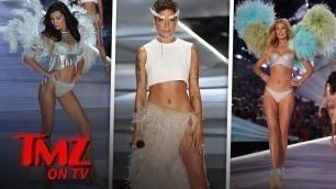 'Gigi, Bella, and Kendall Shut Down The Victoria\'s Secret Fashion Show | TMZ TV'
