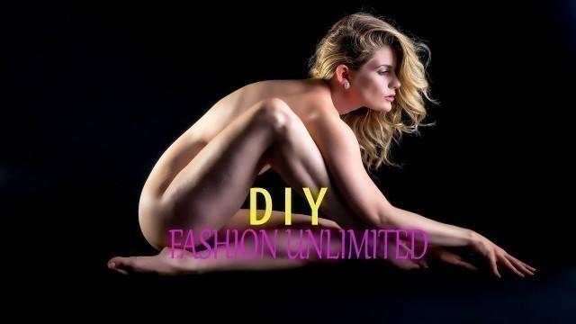 'Glamorous and Gorgeous Fashion Models - Smart DIY Clothing & Fashion Hack Ideas'