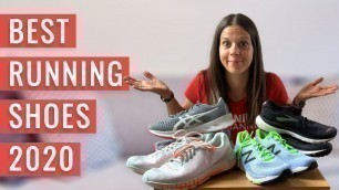 The BEST Running Shoes 2020   Feat. New Balance, Nike, Adidas, On Running, Brooks and more!