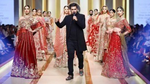 'Top Pakistan Beautiful Bridal Designer Fashion Show 2019'