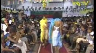 'Asmara Fashion Show / Designer Luul Tekle (Aini)'