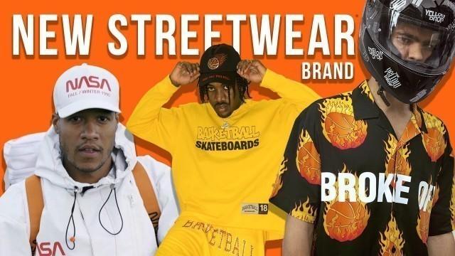 New Streetwear Brand 2018   Basketball Skateboards (Vintage 90s Inspired)