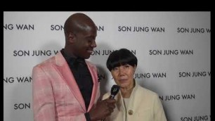 Meet Couture Fashion Designer Son Jung Wan