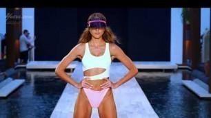 'Sage Swimwear Fashion Show Miami Swim Week  Paraiso Miami Beach Full Show'