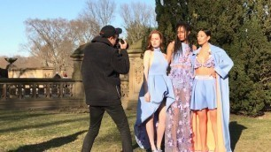 Asian Fashion Models NYC  - How to be a better photographer. - Fashion Photography behind the scenes