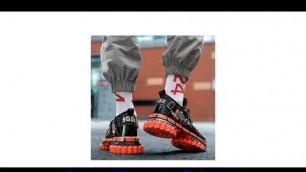 '☀️ TUINANLE Platform Sneakers Women Gold 2020 Men Chunky Sneakers Fashion Shoes Black Wedge Men Bre'