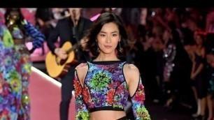'Liu Wen, Victoria\'s Secret Runway, 2009-2018'