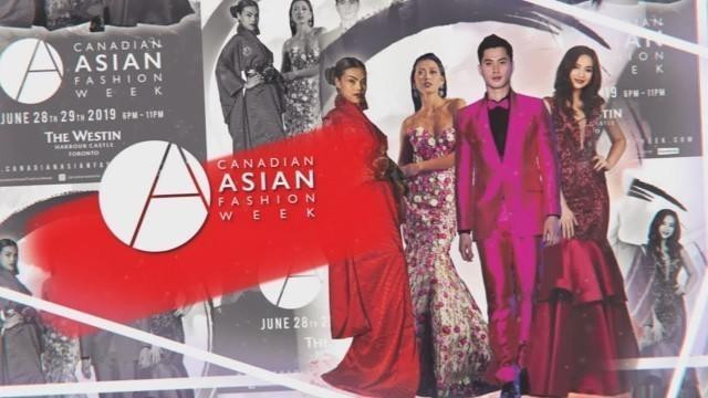 Canadian Asian Fashion Week ( CAFW 2019 ) Designer Line-Up