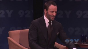 'TOM FORD ON HIS FALL OUT WITH YSL | Mr Tom Ford'