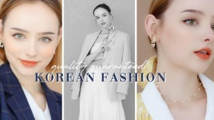 'Where To Get GOOD QUALITY Korean Fashion Online