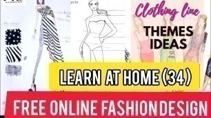 Become top 5 FASHION DESIGNER In This World // Free online Fashion Designing   .