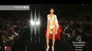 'LISA MAREE Spring Summer 2012 2013 Australian Fashion Week - Fashion Channel'
