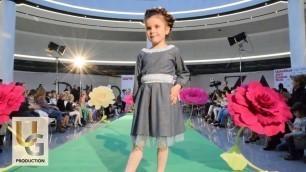 "'Ukrainian Kids Fashion Week 26.02.2017 - Бренд \""Little magic\""'"