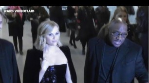 Reese WITHERSPOON @ Paris Fashion Week 21 january 2020 show Armani