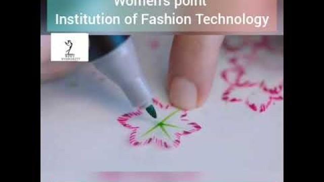 Women's point fashion designer courses
