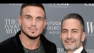 'Fashion king Marc Jacobs marries Charly Defrancesco in NYC'