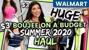 WALMART HAUL   *HUGE* Walmart Clothing Haul Summer 2020   Affordable Fashion #WalmartHaul #Walmart