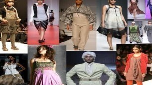 'In Graphics: 10 Best Fashion Designers Of India'