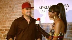 Shakyra Interviews Adrian Alicea, Designer
