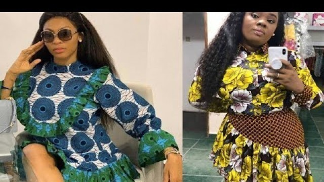 Magnificent Ankara Styles Collection Stylish And Stunning African Fashion Dress