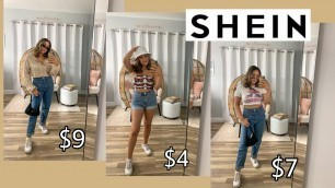 SHEIN HAUL - SUMMER TRY ON | 90s Aesthetic ~