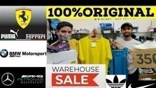 100% Original shoes Original clothes Nike Adidas Puma 80% off 50,000 cash price HOME DELIVERY 