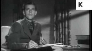 1930s Costume Designer Adrian Adolph Greenberg, Hollywood, MGM, Archive Footage