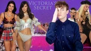 'Fashion Critic Reacts Victoria\'s Secret Fashion Show 2018 (plus transphobic & plus-size comments)'