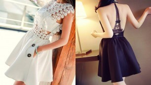 'The most Beautiful Dresses in the world 2018!!! Fashion Fashionista'