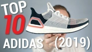 'Top 10 Adidas Shoes for 2019'