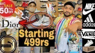 Brand Shoes Nike DIOR, Adidas YEEZY, Puma BMW   Starting 500rs   7a   Delhi   Anmol Verma