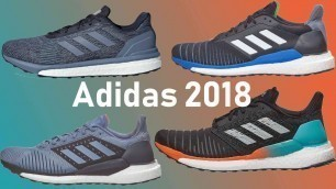 New Adidas Running Shoes 2018 Solar Line || The Running Report