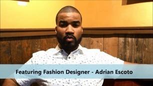 Adrian Escoto - Designer - StylePointe 2017