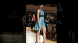 Adrian Alicea Couture Fashion Week February 2010