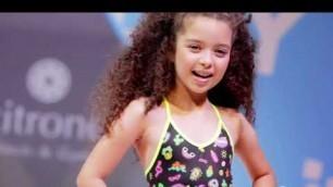 'FASHION KIDS SHOW | BEST FROM SHOW Summer Beachwear Collection part 7'