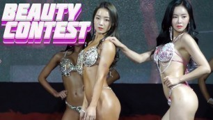 2019 Asian Models Bikini Competition